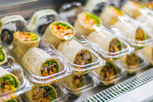 Foodservice has grown consistently month-to-month, but isn't back to pre-pandemic levels.